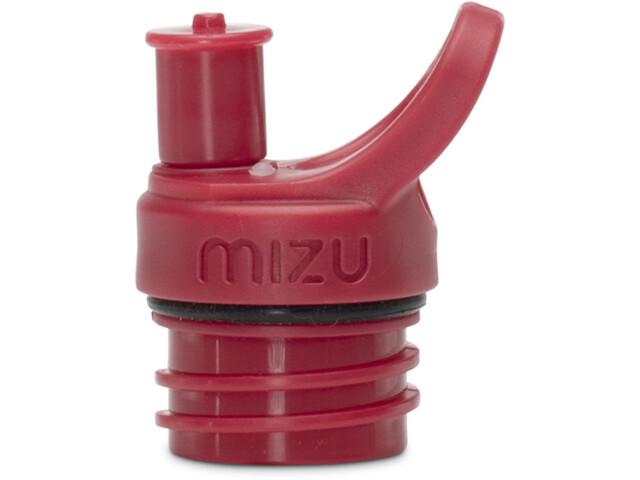 MIZU Sports Gorra, red